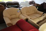 Couch Sofa 2er - LD141007