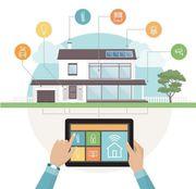 Hausinstallation Smarthome-Lösungen Anlagensteuerungen