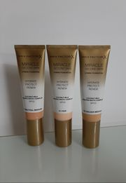 MAX FACTOR Foundations