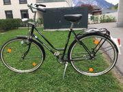 Fahrrad Holland Retro