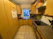 Küche gebraucht mit Gebrauchsspuren ohne