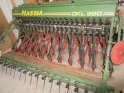 Sähmaschine Hassia DKL 250