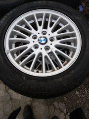 BMW X3 - E83 Alufelgen mit