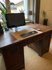 Schreibtisch Antikoptik