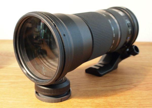 Tamron SP 150-600mm Di VC