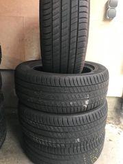 4 Sommerreifen Michelin 215 55R16