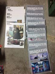 BMW und Mercedes Magazine