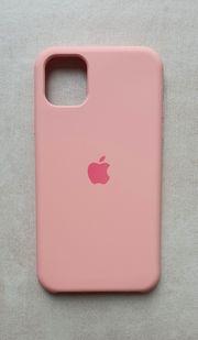 Silikonhülle Iphone 11 pink rosa