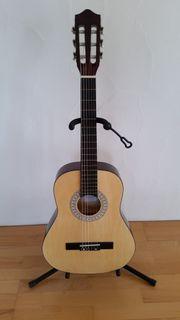 Wunderbare Konzertgitarre ideal für junge