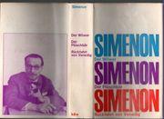 Georges Simenon Der Witwer Der