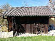Holzschupppen Gartenhaus Stall