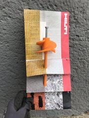 Dübel für Dämstoff