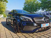 Mercedes A180d Automatik AMG Line -
