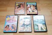 5 diverse EROTIK DVDs