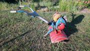 Solo Motorhacke Gartenfräse Serie 500