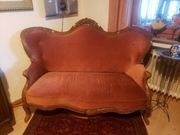 2 Sitzer Biedermeier Sofa