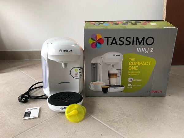 Kaffeemaschine Tassimo vivy 2 von