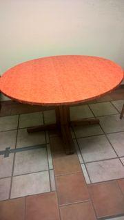 runder Tisch 120 cm Durchmesser