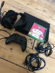 Xbox One X mit 1
