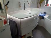 Badmöbel Waschtisch Badschrank