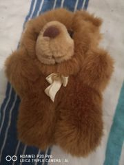 Kleine Stoff Teddy