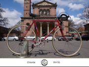 Chiorda Rennrad aus Italien