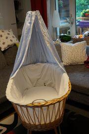 Set Stubenwagen Spielbogen Babybadewanne Babywippe
