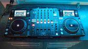 DJ-Equipment - 2x XDJ-1000MK2 mit DJM-900NXS2
