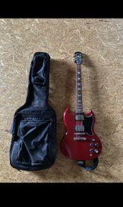 Epiphone Gibson E-Gitarre