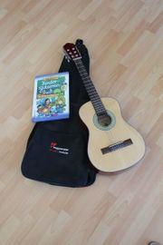 Kindergitarre von Voggenreiter Gitarrengröße 1