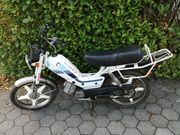 Puch White Speed