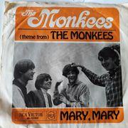 Vinyl Single The Monkees Mary