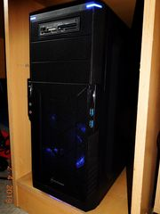 Allround und Gamer PC - Intel
