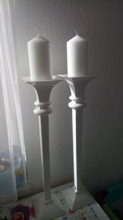 Designer- Kerzenständer 60cm Hoch