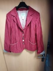 Basset Damen Jacke in Rot