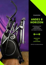 Crosstrainer Andes 8 Horizon klappbar