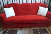 letzter Preis Couch mit Bettkasten