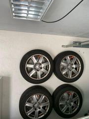 BMW 1er F20 Sommerräder Reifen