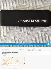 Mini Maglite Taschenlampe