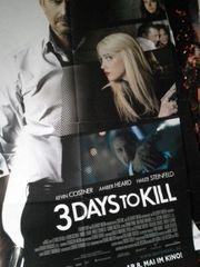 Kevin Costner Orginal A1 Plakat
