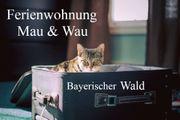 Tierpension - NEIN DANKE - Ferienwohnung Mau Wau