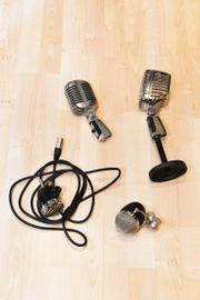 Div Mikrofone Shure Superlux Blue