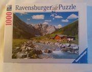 Ravensburger Puzzle 1000 Teile Karwendelgebirge