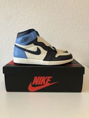 Nike Jordan 1 obsidian neu