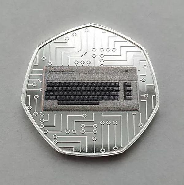 8-Bit User Commodore 64 50p