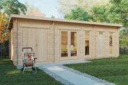 Gartenhaus mit Lagerraum 3×8 m