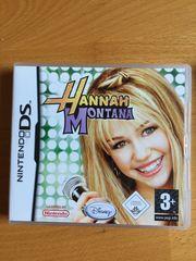 Nintendo DS Spiel Hannah Montana