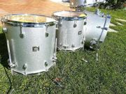 Yamaha Schlagzeug Oak-Custom Silver-Sparkle