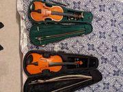2 Violinen