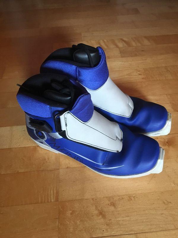 Meindl Langlaufski Schuhe SNS Gr